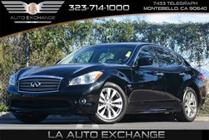 2012 Infiniti M35h Hybrid Carfax 1-Owner - No Accidents  Damage Reported to CARFAX Air Condition