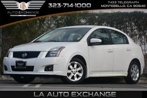 2012 Nissan Sentra 20 SR Carfax 1-Owner - No Accidents  Damage Reported to CARFAX Active Adjust
