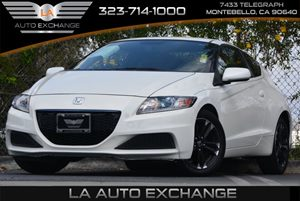 2014 Honda CR-Z  Carfax 1-Owner 106 Gal Fuel Tank 2 Person Seating Capacity Airbag Occupancy