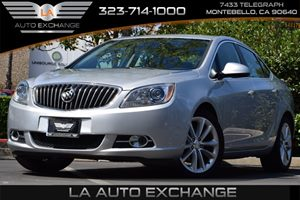 2014 Buick Verano  Carfax 1-Owner - No Accidents  Damage Reported to CARFAX Air Conditioning  C