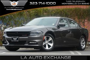 2015 Dodge Charger SXT Carfax 1-Owner - No Accidents  Damage Reported to CARFAX 180 Amp Alternat