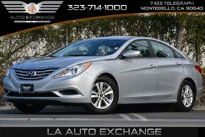 2013 Hyundai Sonata GLS Carfax 1-Owner - No Accidents  Damage Reported to CARFAX Air Conditionin