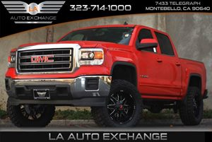 2014 GMC Sierra 1500 SLE Carfax 1-Owner - No Accidents  Damage Reported to CARFAX Air Bags Dual