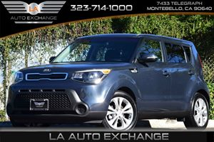 2014 Kia Soul  Carfax 1-Owner Air Conditioning  AC Audio  AmFm Stereo Audio  Auxiliary Au