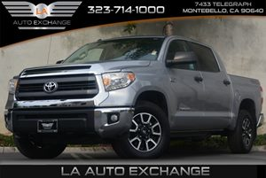 2014 Toyota Tundra 2WD Truck SR5 Carfax 1-Owner - No Accidents  Damage Reported to CARFAX Airbag