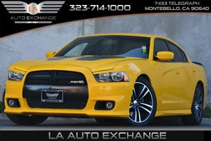2012 Dodge Charger SRT8 Super Bee Carfax Report 220-Amp Alternator 64L Srt Hemi Mds V8 Engine