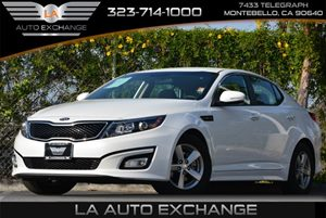 2014 Kia Optima GDI Carfax 1-Owner - No Accidents  Damage Reported to CARFAX Audio  Auxiliary A