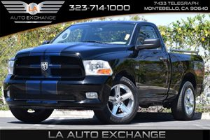 2012 Ram 1500 Express Carfax Report - No Accidents  Damage Reported to CARFAX 160-Amp Alternator