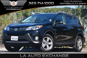 2015 Toyota RAV4 XLE Carfax 1-Owner Air Conditioning  Climate Control Air Conditioning  Multi-