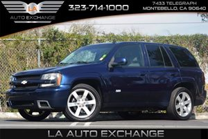 2007 Chevrolet TrailBlazer SS Carfax Report - No Accidents  Damage Reported to CARFAX Convenienc
