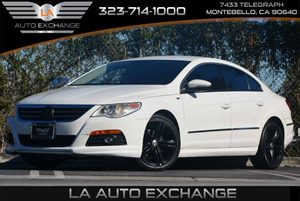 2012 Volkswagen CC R-Line PZEV Carfax Report Anti Slip Regulation Asr Anti-Lock Braking System
