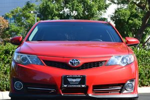2012 Toyota Camry SE Carfax 1-Owner Air Conditioning  AC Audio  AmFm Stereo Audio  Cd Play