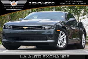 2015 Chevrolet Camaro LS Carfax 1-Owner - No Accidents  Damage Reported to CARFAX Audio  AmFm