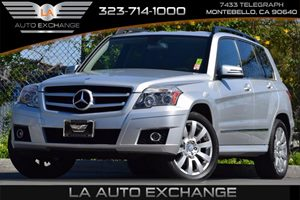 2012 MERCEDES GLK350  Carfax 1-Owner Agility Control Suspension System WSelective Damping Air C