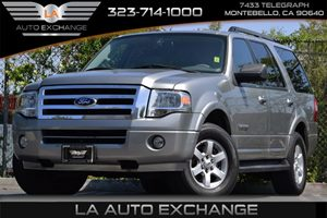 2008 Ford Expedition XLT Carfax 1-Owner 150-Amp Alternator 331 Axle Ratio Adaptive Stroking St