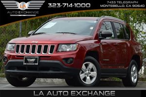 2014 Jeep Compass Sport Carfax Report 120 Amp Alternator 412 Axle Ratio Front And Rear Anti-Ro