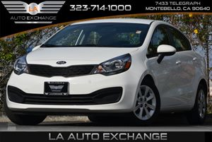 2014 Kia Rio GDI Carfax 1-Owner - No Accidents  Damage Reported to CARFAX 90 Amp Alternator Aud