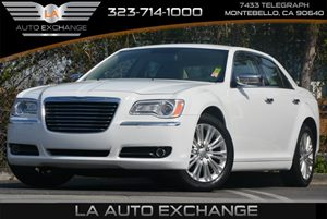 2013 Chrysler AWD 300C Carfax 1-Owner 180-Amp Alternator 4-Wheel Independent Awd Suspension Adv