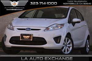 2013 Ford Fiesta SE Carfax 1-Owner Anti-Lock Brake System Abs Anti-Theft Engine Immobilizer A