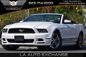 2014 Ford Mustang V6 Premium Carfax 1-Owner - No Accidents  Damage Reported to CARFAX 130 Amp Al