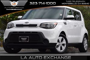 2014 Kia Soul Base Carfax 1-Owner - No Accidents  Damage Reported to CARFAX 142 Gal Fuel Tank