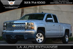 2015 Chevrolet Silverado 1500 LT Carfax 1-Owner - No Accidents  Damage Reported to CARFAX Altern