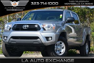 2015 Toyota Tacoma PreRunner V6 SR5 Carfax 1-Owner - No Accidents  Damage Reported to CARFAX A