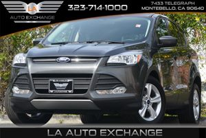 2015 Ford Escape SE ECO BOOST Carfax Report 4 Cylinders Air Conditioning  AC Audio  Auxiliar