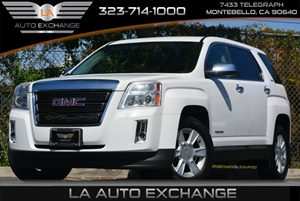 2013 GMC Terrain SLE Carfax Report - No Accidents  Damage Reported to CARFAX Air Conditioning
