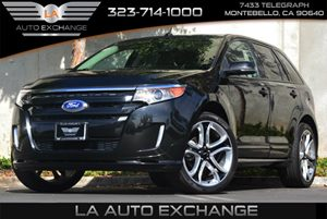 2013 Ford Edge Sport Carfax 1-Owner Audio  Cd Player Audio  Hd Radio Audio  Premium Sound Sy