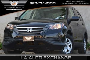 2014 Honda CR-V LX Carfax 1-Owner - No Accidents  Damage Reported to CARFAX Air Conditioning  A