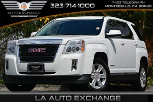 2013 GMC Terrain SLE Carfax 1-Owner - No Accidents  Damage Reported to CARFAX 4 Cylinders Air C