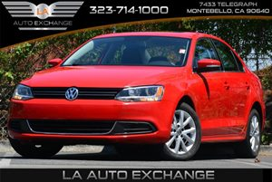 2013 Volkswagen Jetta Sedan SE wConvenienceSunroof Carfax 1-Owner - No Accidents  Damage Report