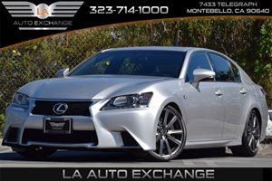 2014 Lexus GS 350  Carfax Report - No Accidents  Damage Reported to CARFAX 5 Person Seating Capa