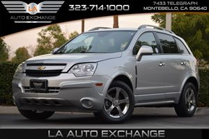 2012 Chevrolet Captiva Sport Fleet LT Carfax Report - No Accidents  Damage Reported to CARFAX