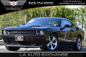 2015 Dodge Challenger  Carfax 1-Owner - No Accidents  Damage Reported to CARFAX 160 Amp Alternat