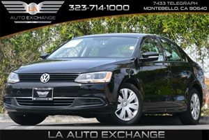 2014 Volkswagen Jetta Sedan SE Carfax 1-Owner Air Conditioning  AC Audio  AmFm Stereo Body-