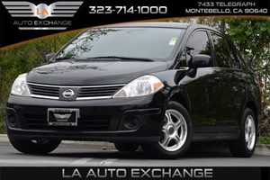 2009 Nissan Versa 18 S Carfax Report - No Accidents  Damage Reported to CARFAX Audio  Cd Playe