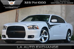 2012 Dodge Charger RT Max Carfax 1-Owner - No Accidents  Damage Reported to CARFAX Air Condition