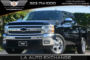 2013 Chevrolet Silverado 1500 LT Carfax 1-Owner - No Accidents  Damage Reported to CARFAX Audio