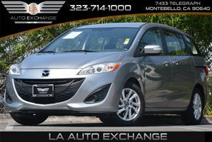2014 Mazda Mazda5 Sport Carfax 1-Owner - No Accidents  Damage Reported to CARFAX 6 Person Seatin