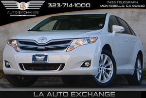 2013 Toyota Venza LE Carfax 1-Owner Convenience  Automatic Headlights Displacement  27L Engin