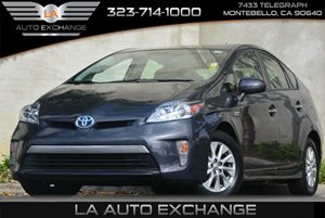 2012 Toyota Prius Plug-In  Carfax Report - No Accidents  Damage Reported to CARFAX Air Condition