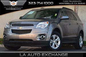 2012 Chevrolet Equinox LT w1LT Carfax 1-Owner - No Accidents  Damage Reported to CARFAX Alterna