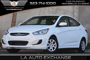 2014 Hyundai Accent GLS Carfax 1-Owner - No Accidents  Damage Reported to CARFAX 5 Person Seatin