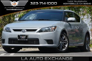 2013 Scion tC  Carfax Report - No Accidents  Damage Reported to CARFAX Audio  Auxiliary Audio I