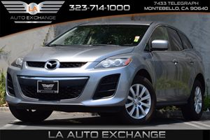 2011 Mazda CX-7 i Sport Carfax 1-Owner - No Accidents  Damage Reported to CARFAX  Liquid Silve