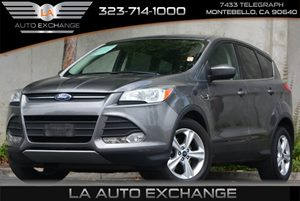 2013 Ford Escape SE Carfax 1-Owner  Gray  All advertised prices exclude government fees and ta