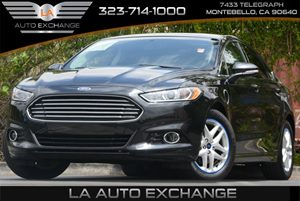 2014 Ford Fusion Energi Titanium Carfax 1-Owner 5 Person Seating Capacity Audio  Auxiliary Audi