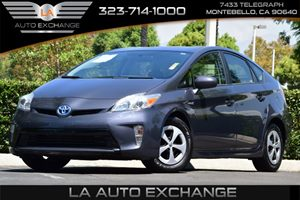 2014 Toyota Prius Two Carfax 1-Owner  Winter Gray Metallic 18736 Per Month -ON APPROVED CRED